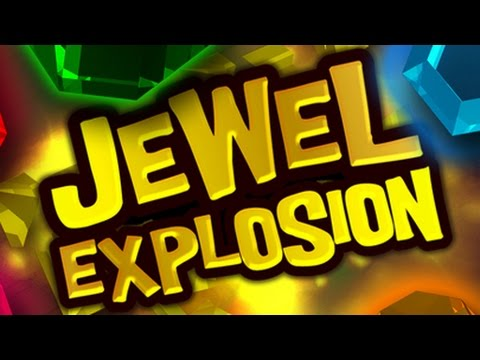 Jewel Explosion Android GamePlay - Trailer | Взрыв самоцветов - Андроид игра