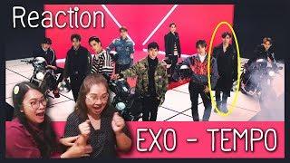 ♥ ชวนแม่มาหวีดเพลงใหม่ Exo 엑소 'tempo' Mv   Thai Reaction  ♥