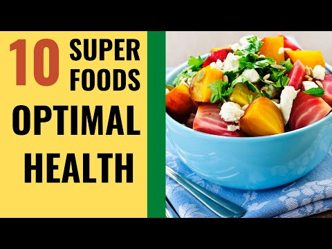 10 SUPERFOODS TO EAT DAILY FOR OPTIMAL HEALTH diy