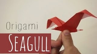 Origami Seagull (Riccardo Foschi)