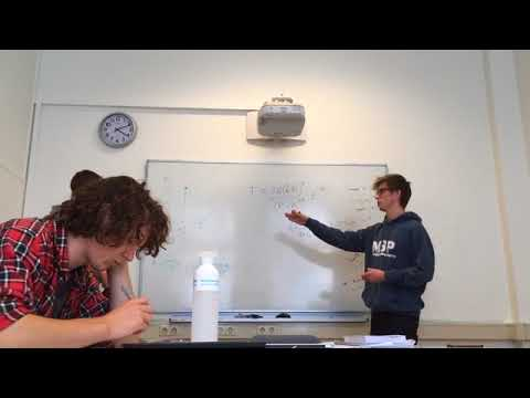 Nuclear and Elementary Particles, Week 4 Tutorial A, 26th of Sep. 17.