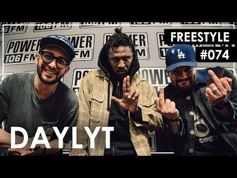 Daylyt Freestyle w The LA Leakers - Freestyle 074