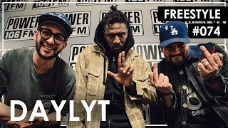 Daylyt Freestyle w/ The L.A. Leakers - Freestyle #074