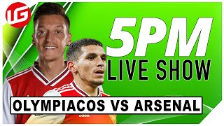 OLYMPIACOS VS ARSENAL | OZIL AND TORREIRA MISS THE TRIP