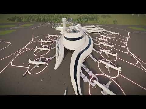 مشروع مطار الحديده الدولي Airport-AL hodeidah- International