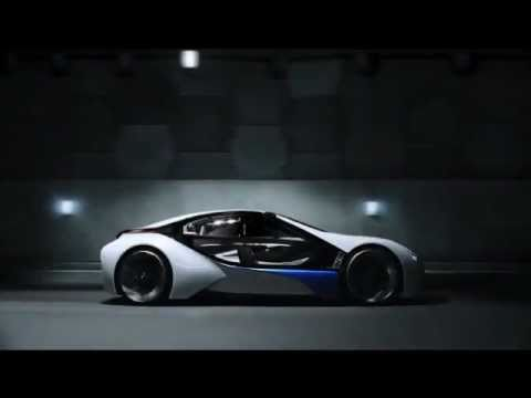 new bmw vision concept car commercial w music by gregory. Black Bedroom Furniture Sets. Home Design Ideas