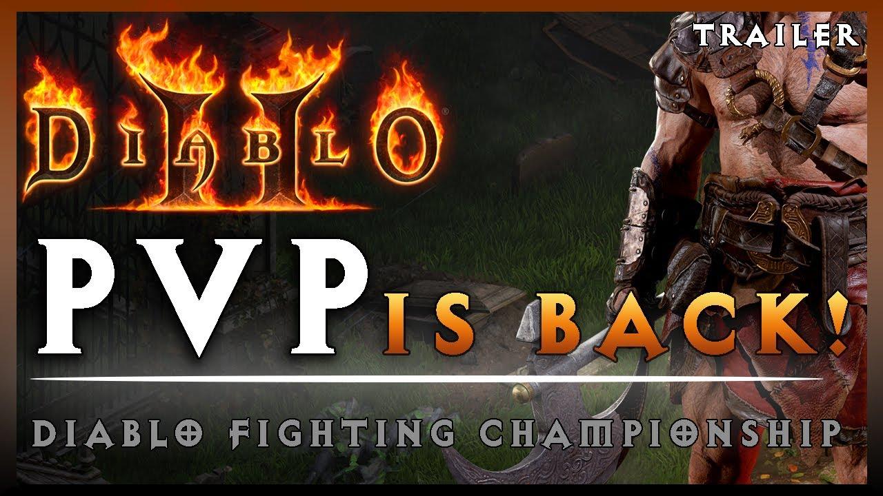 The Diablo 2 Fighting Championship (DFC) Returns!   Season 3 Trailer