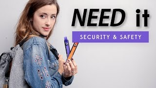 4 Personal Safety & Security Devices  | Need It