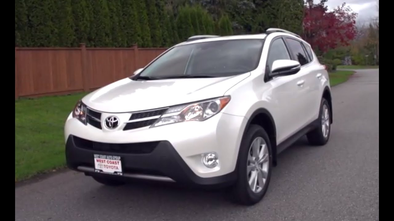 2015 toyota rav4 review west coast toyota pitt meadows bc youtube. Black Bedroom Furniture Sets. Home Design Ideas