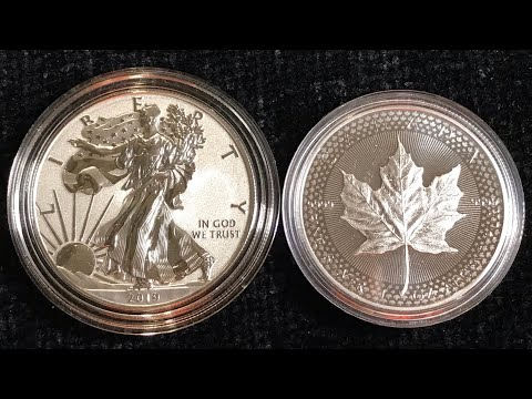 2019 Pride Of Two Nations Limited Edition Two-Coin Set 🇺🇸🇨🇦 The United States Mint