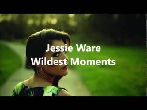 Jessie Ware - Wildest Moments (karaoke)