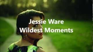 Jessie Ware - Wildest Moments (karaoke)