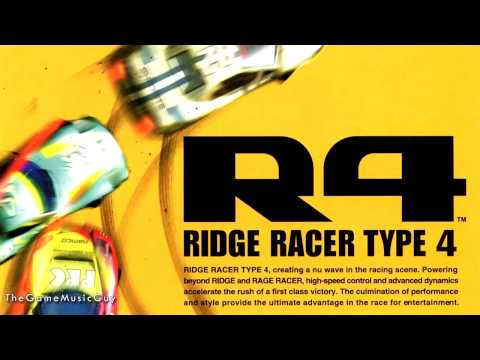Lucid Rhythms - R4: Ridge Racer Type 4 Soundtrack
