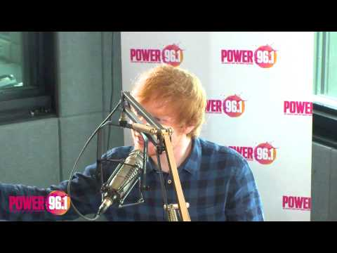 "Thumbnail: Ed Sheeran raps about ATL + does his ""Yankee Ed"" impression!"