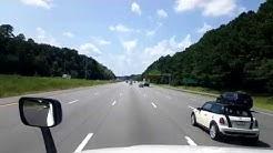 BigRigTravels LIVE! Clayton to Ruffin, North Carolina I-40, I-785, US 29-Aug. 29, 2018