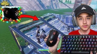 People Are MINDBLOWN When Reacting To One The Fastest 14 Year Old Build Battle in Fortnite!