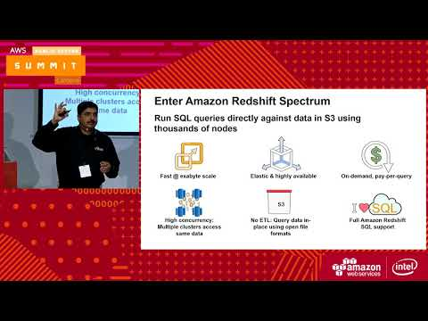 Best Practices for Data Warehousing with Amazon Redshift