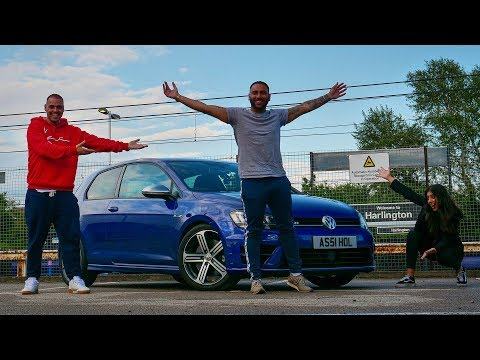 MEET THE (WINNERS) OF MY 600BHP GOLF R! *£25*