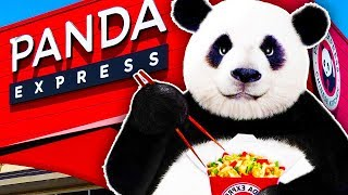 TOP 10 UNTOLD TRUTHS OF PANDA EXPRESS!!!