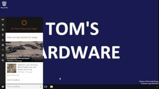 How to Use Cortana with Windows 10 on a PC