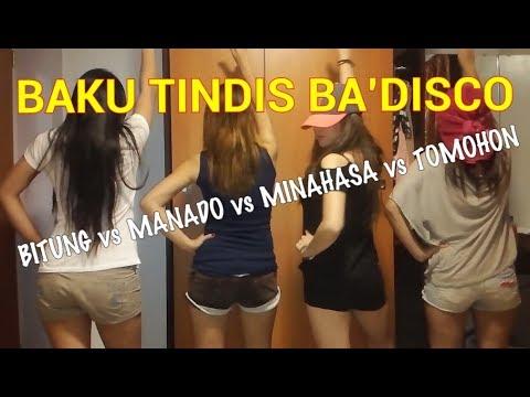 Baku Tindis Ba'Disco 2 [Bitung Vs Manado Vs Minahasa Vs Tomohon]