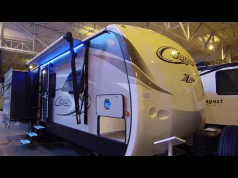 2017 Keystone Cougar X Lite 33MLS Luxury Travel Trailer Video