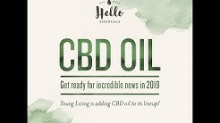 Let's Talk about Young Living and CBD