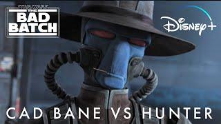 Star Wars The Bad Batch: The Return of Cad Bane   Disney+