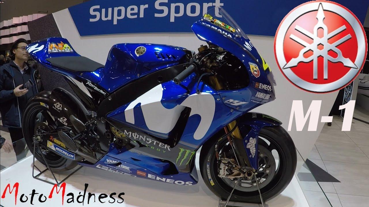 Yamaha m1 2019