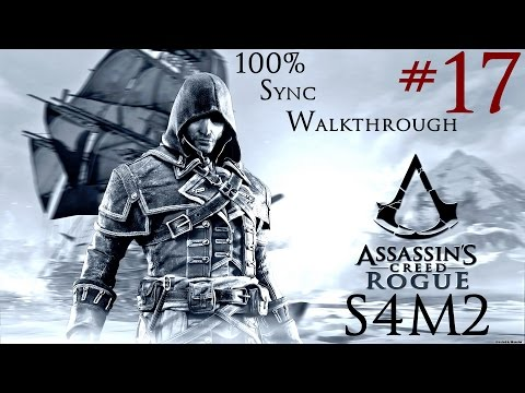 Assassin's Creed Rogue - 100% Sync Walkthrough - Part 17 - Sequence 4 Memory 2