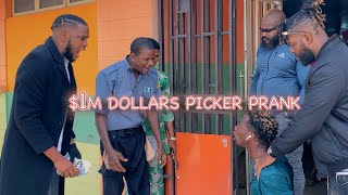 Download Zfancy Comedy - AFRICAN $1,00O,OOO DOLLAR PICKER PRANK (Zfancy)