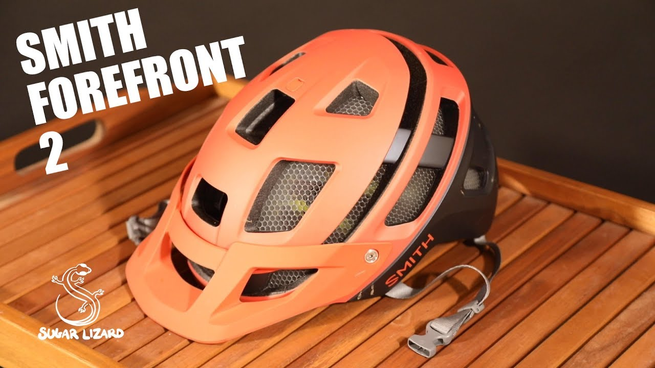 Smith Forefront 2 Helmet Review Youtube