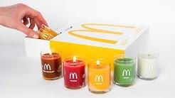 N'achetez pas ces bougies McDonald's !