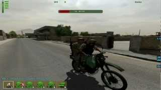 ARMA 2: Combined Operations Gameplay- Fucking ATs