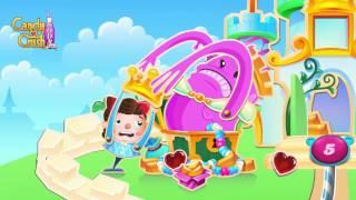 Candy Crush Soda Saga - Bubblegum Hill - Play Now!