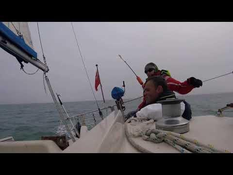 Sailing 'around' the UK - 1. Lundy