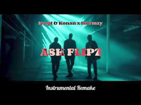 Krept & Konan - Ask Flipz ft. Stormzy (Instrumental Remake) [Prod. Hennessy ID]