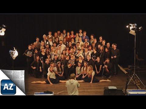 Musical Inc. probt Frankenstein Junior