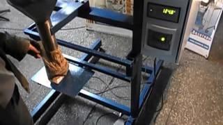 видео Дозатор весовой: электронный дозатор.