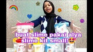 Slime Kit Lengkap Murah Bahan Bahan Ada Activator Original Pink