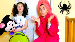 Alice moves to her sister's room! Funny story for kids by Alice and Toys