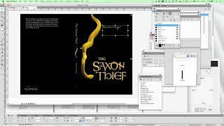 31 - DTP with QuarkXPress: Publishing a novel for print on demand
