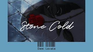 Stone cold - demi lovato (lirik dan ...