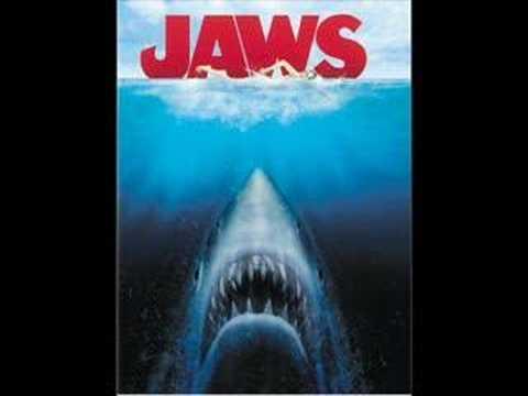 Jaws theme!!
