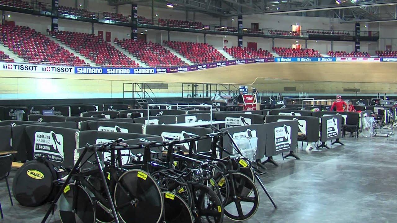 J-2 avant les Mondiaux de cyclisme sur piste : les derniers préparatifs