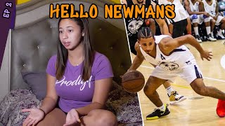 Julian Newman GOES OFF Vs NBA Players In Miami! Jaden gets Grilled On BOYFRIENDS!?