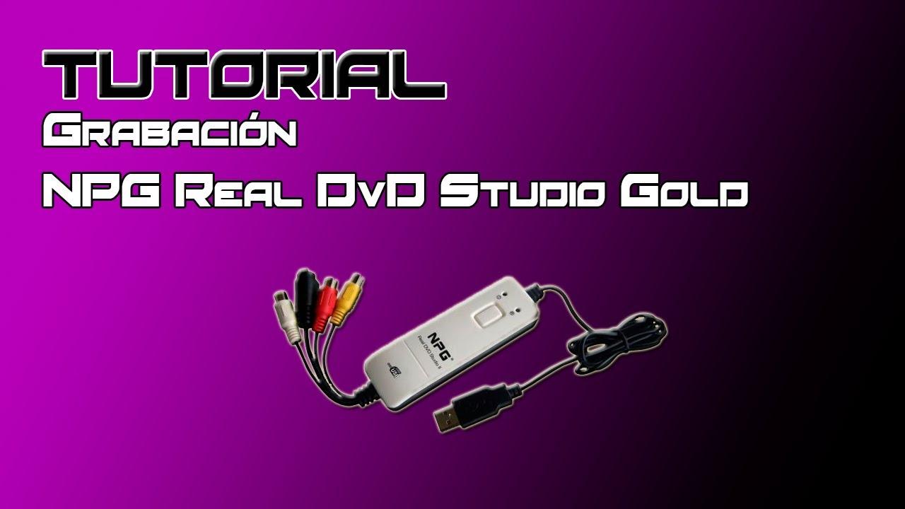Drivers npg real dvd studio gold windows 8