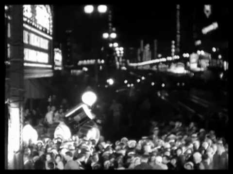 hollywood movie premiers early 1930s youtube