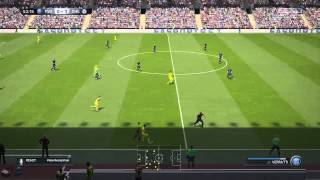 FIFA 15 PSG vs Chelsea [World Class]