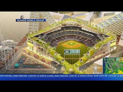 DC - Oakland A's announce plans for new ballpark at Howard Terminal